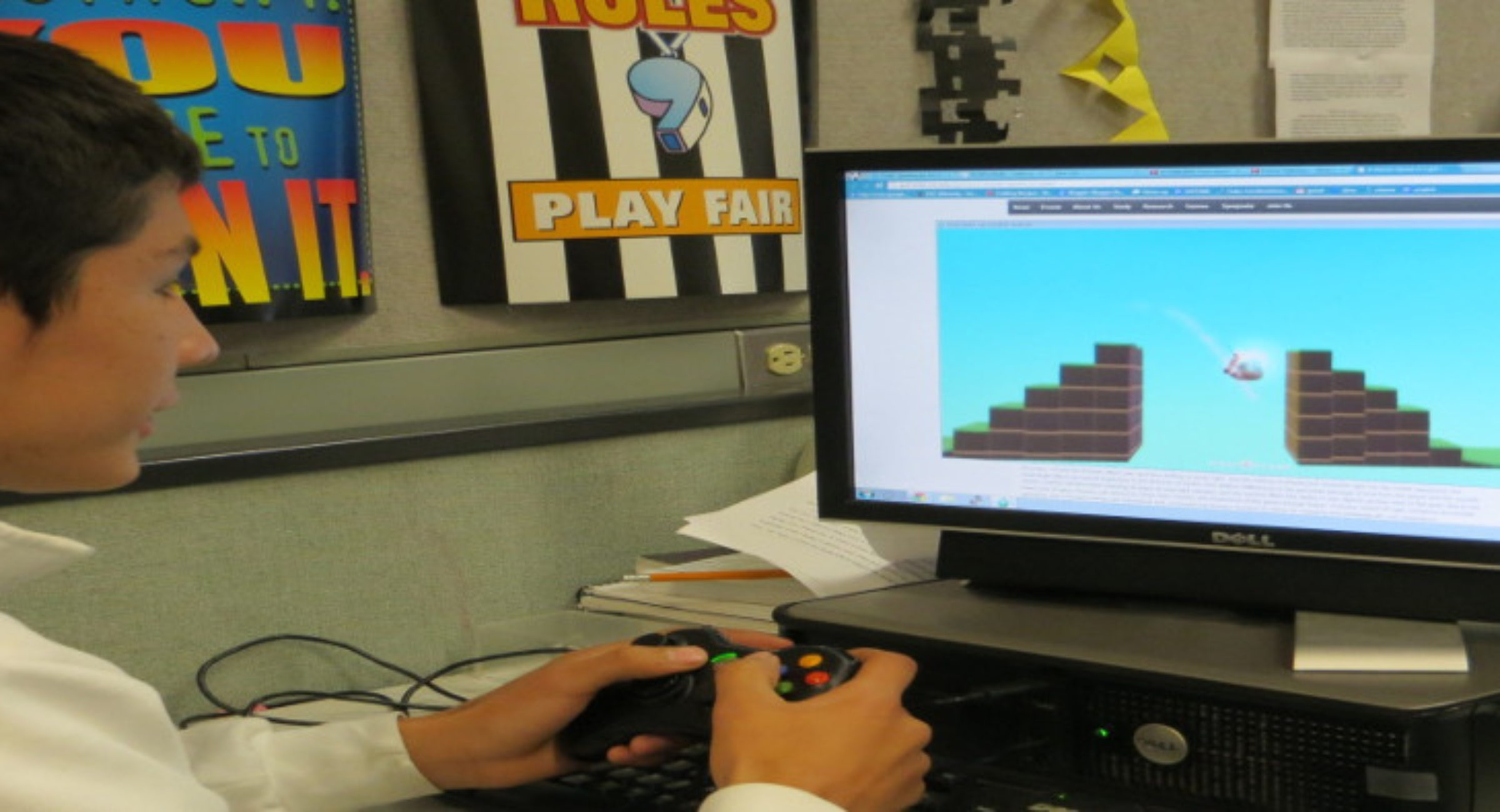 Video Game Programming - Summer Camp 2019